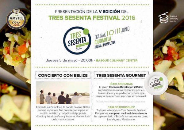 Presentación BCC Tres Sesenta 2016